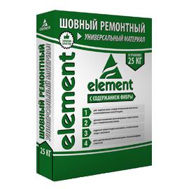 Шовный и ремонтный материал ELEMENT 25 кг